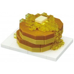 NANOBLOCK Mini series Pancake NBC-228