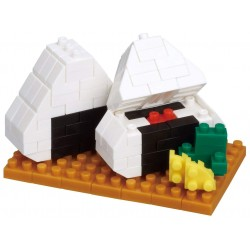 NANOBLOCK Mini series Onigiri NBC-230