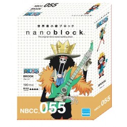 nanoblock One Piece Nami NBCC-048
