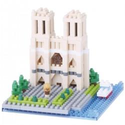 NANOBLOCK Sights to See series: Notre-Dame de Paris NBH-093