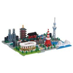 NANOBLOCK Deluxe: Tokyo NB-033
