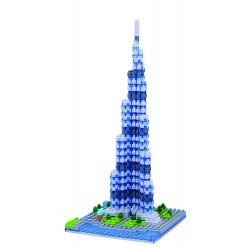NANOBLOCK Sights to See series: Burj Khalifa NBH 122