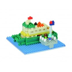 NANOBLOCK Sights to See series: Sydney Ferry NBH-163