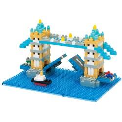 NANOBLOCK Sights to See: Tower Bridge NBH-065