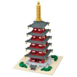 Five storied Pagoda NB-031...