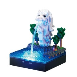 NANOBLOCK Sights to See: Florence NBH-164