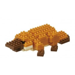NANOBLOCK Mini series: Wombat NBC-256