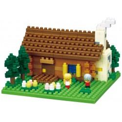 Swiss Log Cabin NBH-151...