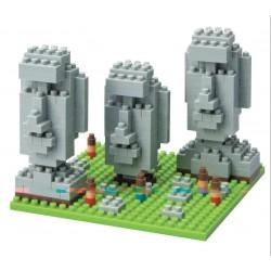 Moai Statues on Easter...