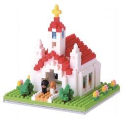 Church NBH-087 NANOBLOCK...