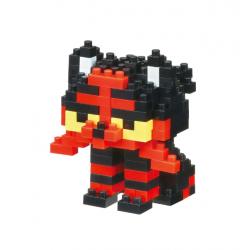 Flamiaou NBPM-049 NANOBLOCK recontre Pokemon