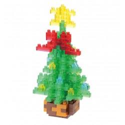 Arbre de Noël NBC-155 NANOBLOCK mini bloques de construction...