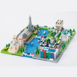 Paris NB-047 NANOBLOCK the...