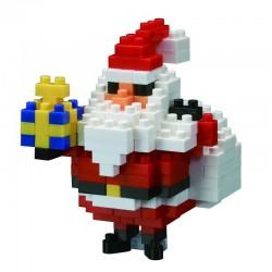 Père Noël NBC-200 NANOBLOCK mini bloques de construction japonaise...