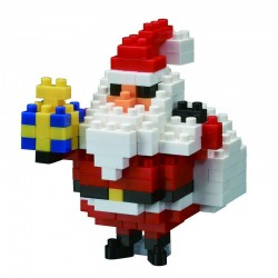 Santa Claus NBC-200 NANOBLOCK the Japanese mini construction block...