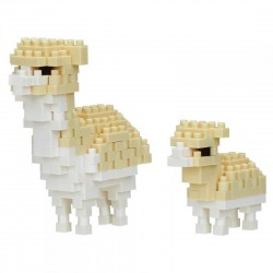 Alpaca and Baby NBC-300...