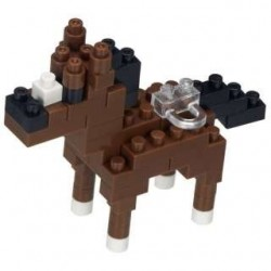 Horse NBS_005 NANOBLOCK the...