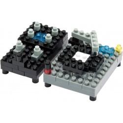 DJ-Set NBC-052 NANOBLOCK mini bloques de construction japonaise |...