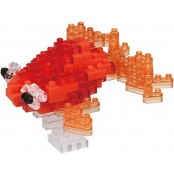 Telescope Goldfish Red...