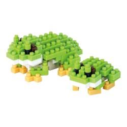 Tree Frog NBC-161 NANOBLOCK...