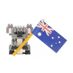 Koala & Flag NBC-296...