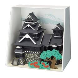 Burg Kumamoto PN-133 Paper Nano