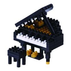 Piano à queue NBC-146 NANOBLOCK mini bloques de construction...