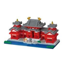 The Phoenix Hall of Byodoin Temple NBH-186 NANOBLOCK | Sights to...