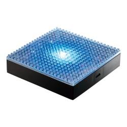 LED Plate with USB (20x20) NB-026 Nanoblock