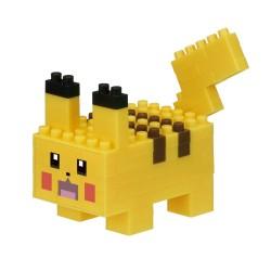 Pikachu NBPM-037 NANOBLOCK...