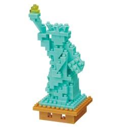 Statue de la Liberté NBC-293 nanoblock Miniature series