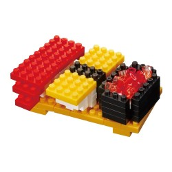Sushi NBC-220 NANOBLOCK the...