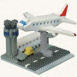 Flughafen NBH-187 NANOBLOCK...