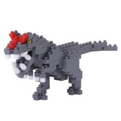 Allosaurus (dinosaure) NBC-184 NANOBLOCK mini bloques de...