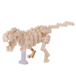 T-Rex Skeleton Model NBC-185 NANOBLOCK the Japanese mini...