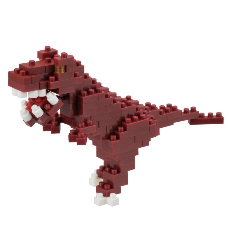 Tyrannosaurus (old ver.) NBC-111 NANOBLOCK