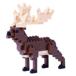 Irish Elk NBC-187 NANOBLOCK...