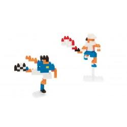 Sport de balle NBCB-004 NANOBLOCK, mini bloques de construction...