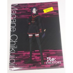 Re: Creators folder clear file with Magane Chikujouin