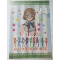 LOVE LIVE! folder clear...
