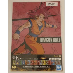 DRAGON BALL folder clear...