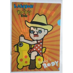 LAWSON x RODY folder clear...