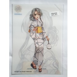 Kantai Collection dossier chemise portefeuille