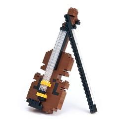 Violon NBC-018 NANOBLOCK mini bloques de construction japonaise  ...