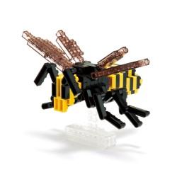 Frelon géant IST-005 NANOBLOCK, mini bloques de construction...
