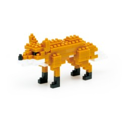 Fox NBC-076 NANOBLOCK the...