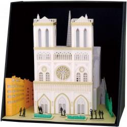 Kathedrale von Notre Dame PN-130 Paper Nano von Kawada
