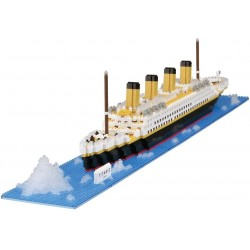 Titanic NB-021 NANOBLOCK,...