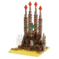 Sagrada Familia (10th Anniversary ver.) NBH-005R NANOBLOCK | Sights...
