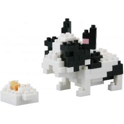 French Bulldog NBC-050 NANOBLOCK the Japanese mini construction...